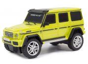Kidztech RC auto Mercedes Benz G500 4x4 1:26 žluté