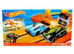 Kidztech Závodní dráha Hot Wheels 632 cm s adaptérem