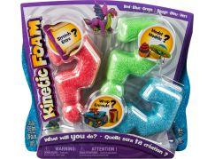 Kinetic Foam 3 barvy - Červená, modrá, zelená