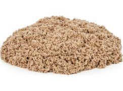Kinetic Sand 1 kg hnědého tekutého písku