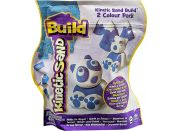 Kinetic Sand 2 barvy v balení - Modrá a bílá