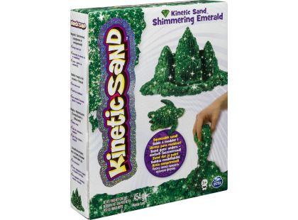 Kinetic Sand 454g - Zelená