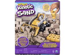 Kinetic Sand bagruj a bourej set