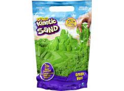 Kinetic Sand Balení barevných písků 0,9Kg zelený