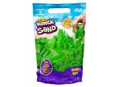 Kinetic Sand Balení zeleného písku 0,9Kg