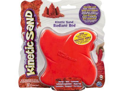 Kinetic Sand Bright&Bold - Červená