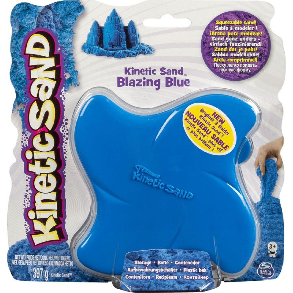 Kinetic Sand Bright&Bold - Modrá