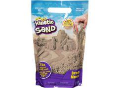 Kinetic Sand hnědý písek 0,9kg