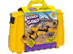 Kinetic Sand kufr pro stavaře