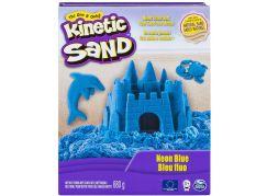 Kinetic Sand Neonové barvy 680g modrá