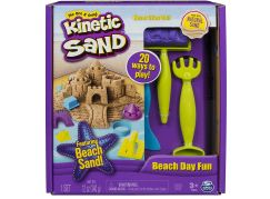 Kinetic Sand plážová hrací sada s nářadím