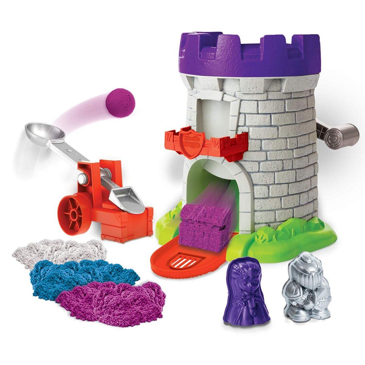 Kinetic Sand středověká věž s doplňky #2
