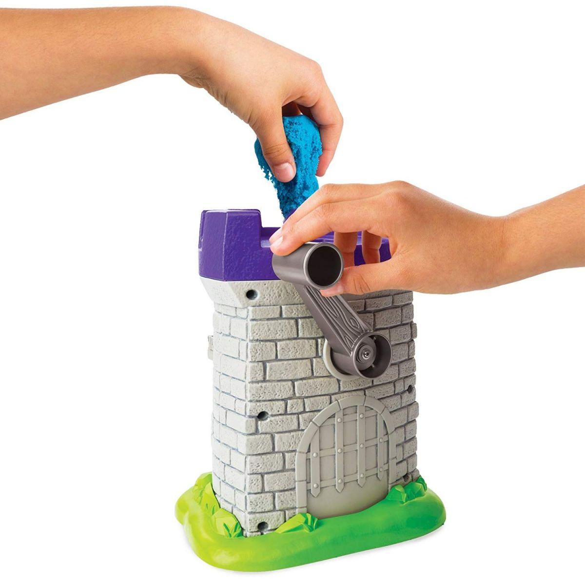 Kinetic Sand středověká věž s doplňky #6