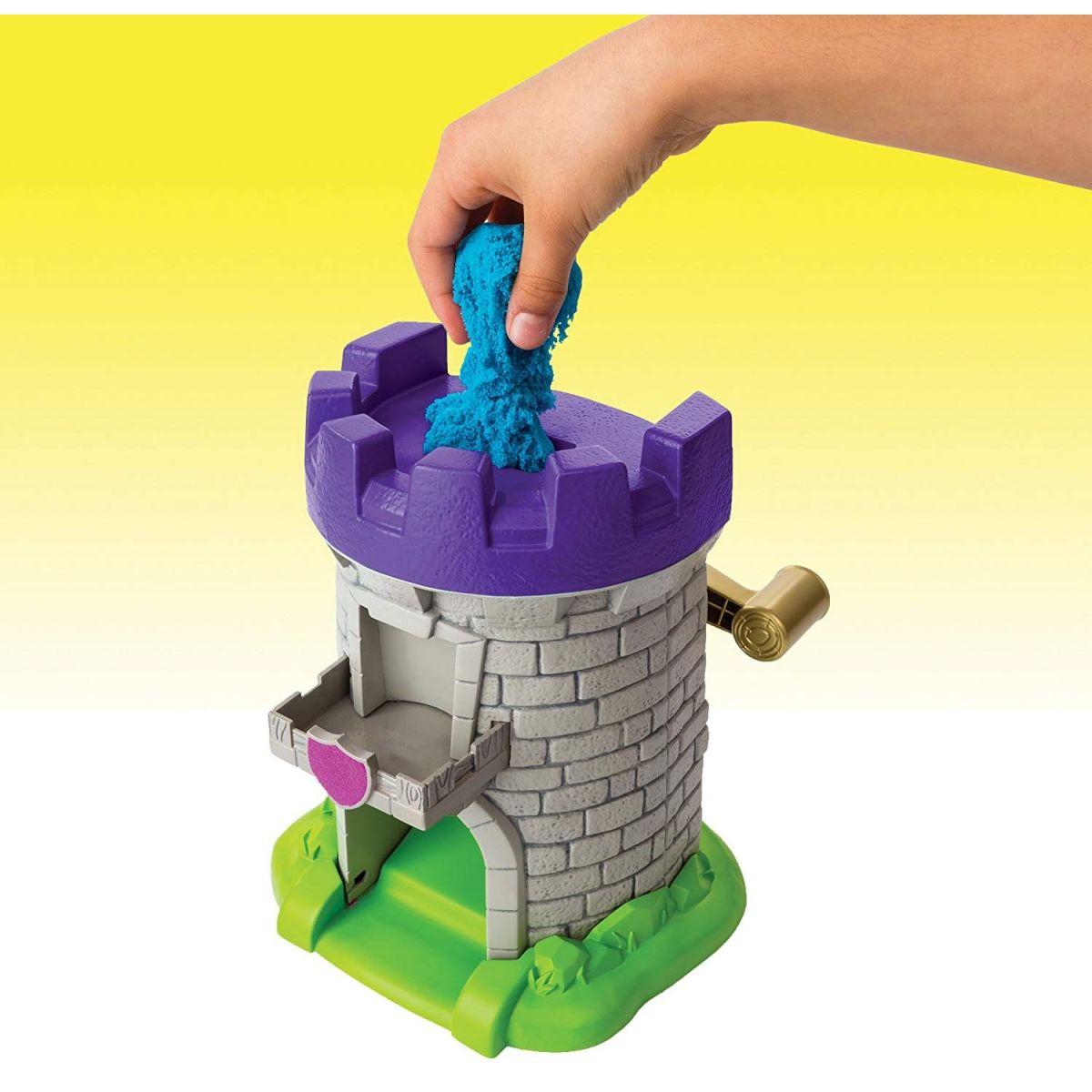 Kinetic Sand středověká věž s doplňky #7