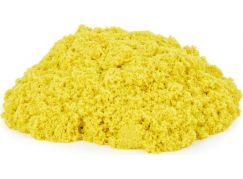Kinetic Sand voňavý tekutý písek žlutý