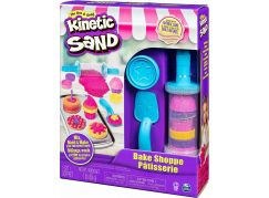 Kinetic Sand výroba sladkostí