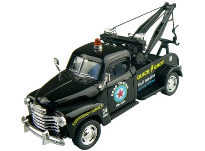 Kinsmart 1953 Chevrolet 3100 Wrecker - Černé