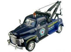 Kinsmart 1953 Chevrolet 3100 Wrecker - Modré