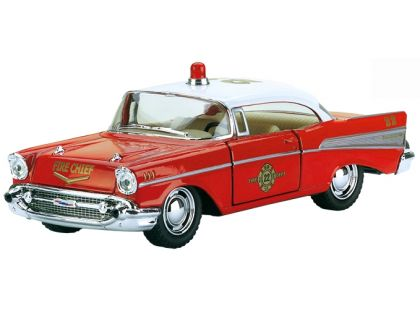 Kinsmart Auto Chevrolet 1957 Fire Chief