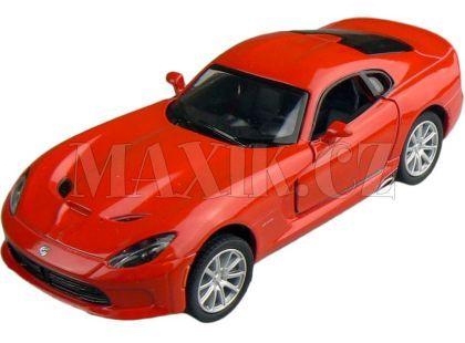Kinsmart Auto Dodge Viper GTS 12cm - Červená