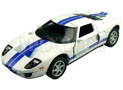Kinsmart Auto Ford GT 2006 - Bílé