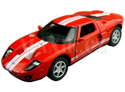 Kinsmart Auto Ford GT 2006 - Červené