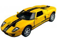 Kinsmart Auto Ford GT 2006 - Žluté
