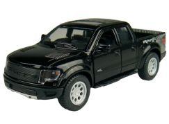 Kinsmart Auto Ford Pick-Up na zpětné natažení 13cm - Černá