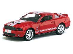 Kinsmart Auto Mustang Shelby GT500 na zpětné natažení 12cm