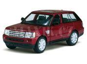 Kinsmart Auto Range Rover Sport na zpětné natažení 13cm