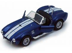 Kinsmart Auto Shelby Cobra 427 SC - Modrá