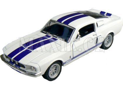 Kinsmart Auto Shelby GT500 1967 - Bílá