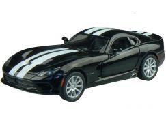 Kinsmart Auto SRT Viper GTS 12,7cm - Černá