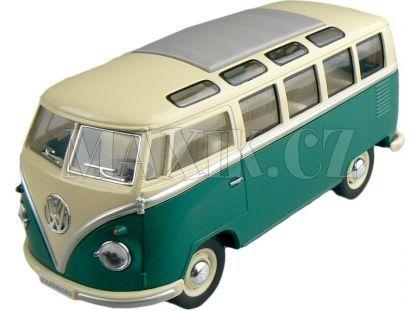 Kinsmart Auto Volkswagen Classical 17cm - Zelená