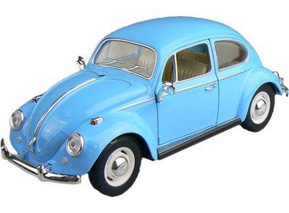 Kinsmart Auto VW Classical Beetle 1967 - Modrá
