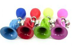Klakson trumpeta na kolo 18 cm