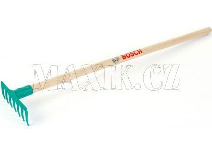 Klein Bosch Hrabičky s dřevěnou násadou