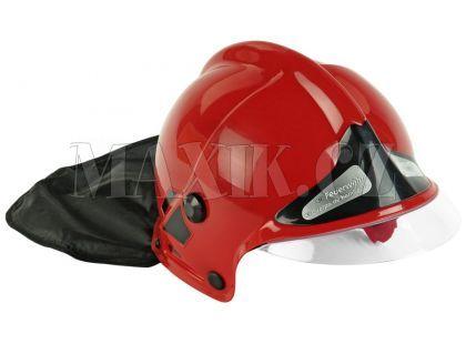 Klein Hasičská helma červená