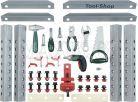 Klein Pracovní stůl v kufříku s akušroubovákem Bosch 3