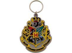 Klíčenka gumová Harry Potter Bradavice