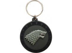 Klíčenka gumová Hra o Trůny Stark