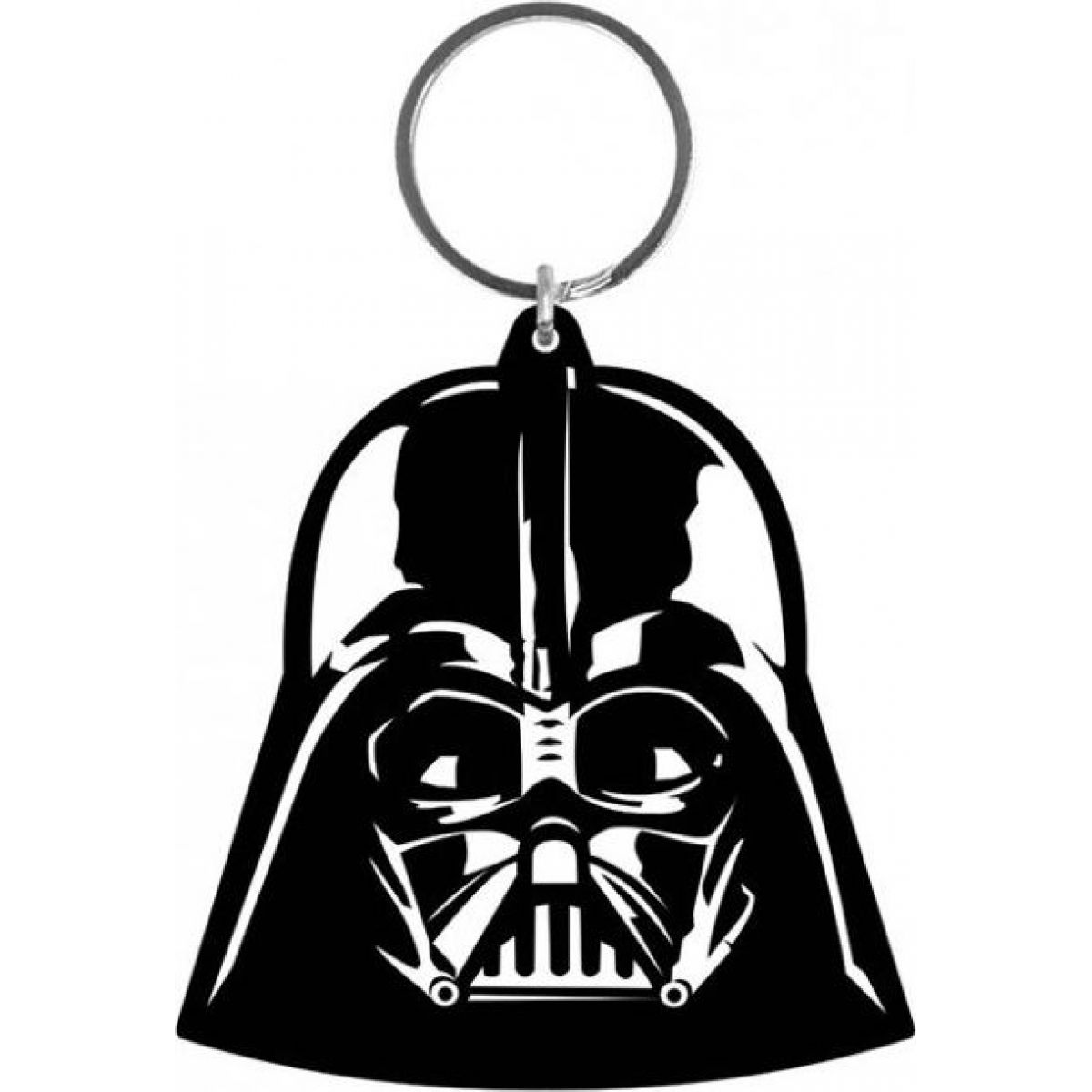 Klíčenka gumová Star Wars Darth Vader