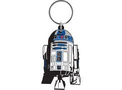 Klíčenka gumová Star Wars R2-D2