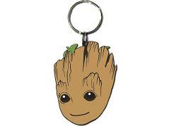Klíčenka gumová Strážci Galaxie Baby Groot