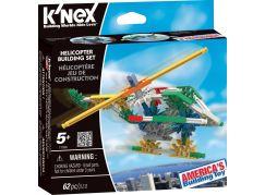 Knex Stavebnice Helikoptéra 67 dílků