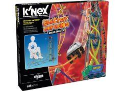 Knex Stavebnice Horská dráha Electric Inferno