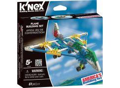 Knex Stavebnice Letadlo 67 dílků