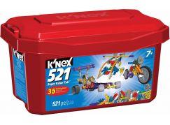 Knex Stavebnice velká sada 521 dílků