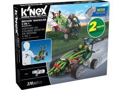 Knex Stavebnice Závodní auto Revvin 2v1