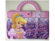 Knížka v kabelce Princezny